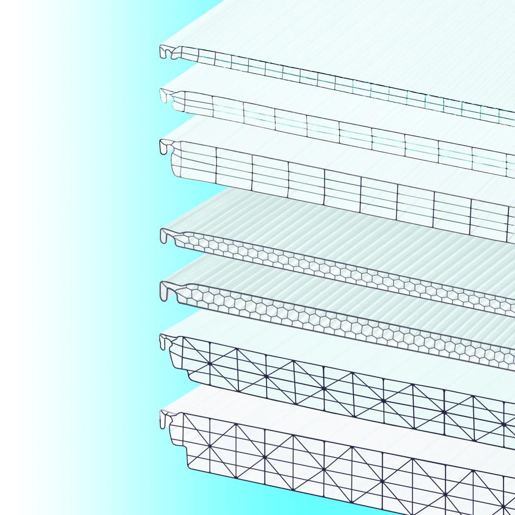 Multi Wall - Sun Modul